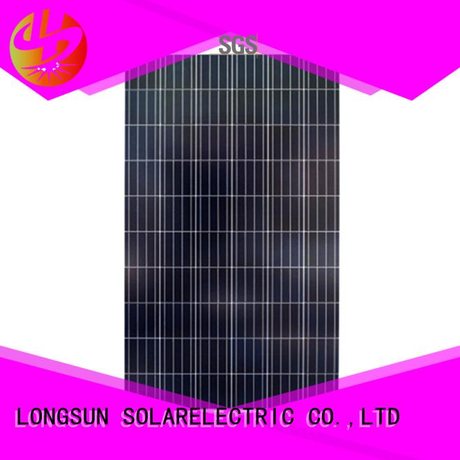 Longsun high-end poly panel wholesale for solar street lights