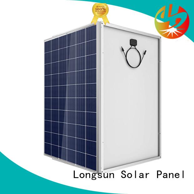panel powerful solar panels series for communication field Longsun