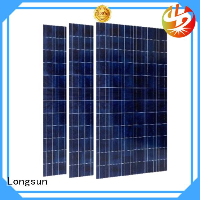 long-lasting high tech solar panels monocrystalline series for marine