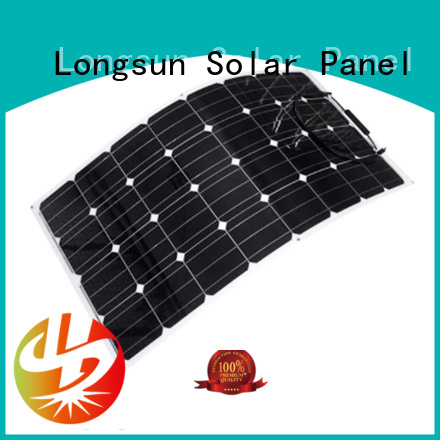 Longsun widely used solar cell panels 60w for yachts