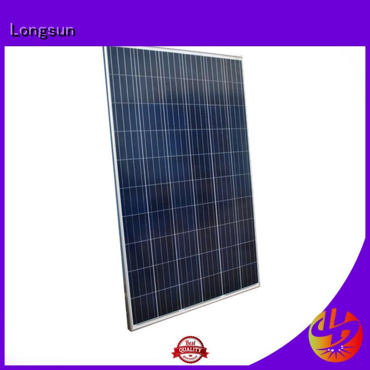 Longsun online powerful solar panels customized for marine