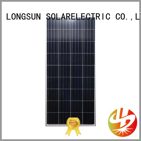Longsun high-quality poly solar panel order now for solar power generation systems