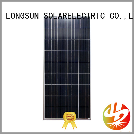 Longsun natural solar cell panel supplier for aerospace