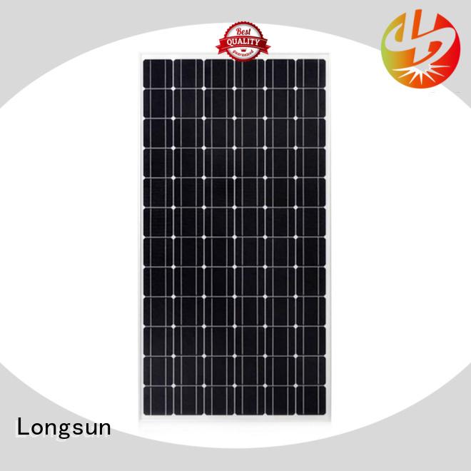 Longsun monocrystalline solar cell producer for space