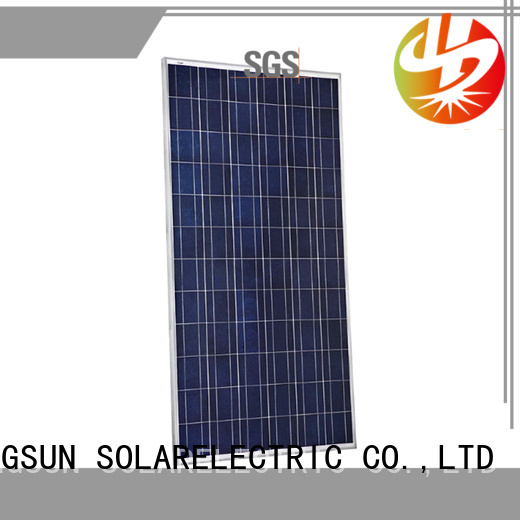 285w highest rated solar panels factory price for communication field Longsun