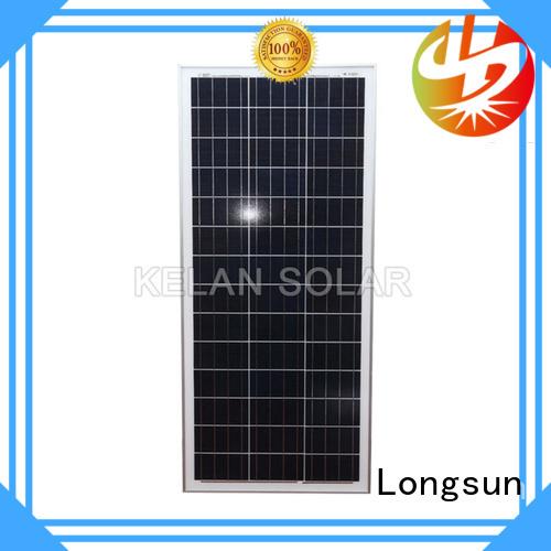Longsun 5w sunpower module series for solar lawn lights