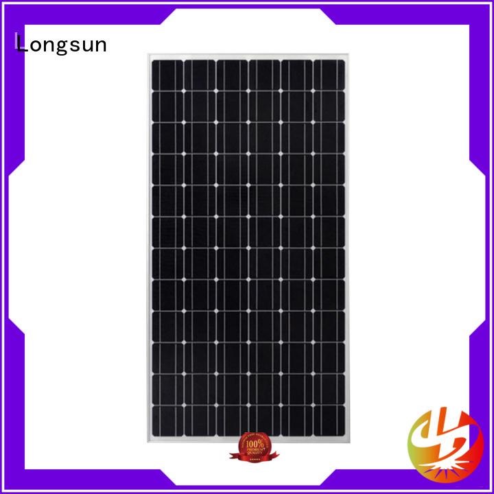 HIGHOUT 350W SOLAR PANEL  MONOCRYSTALLINE SERIES