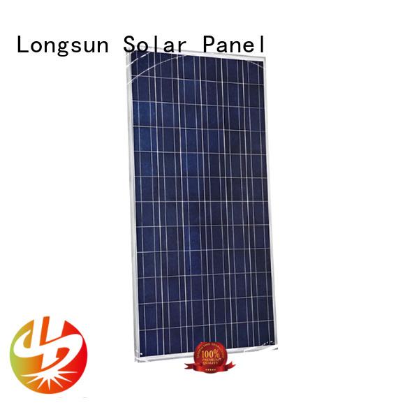 330w high power solar panels vendor for meteorological Longsun
