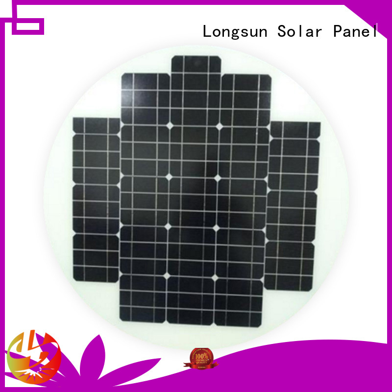 Longsun durable new solar panels dropshipping for Solar lights