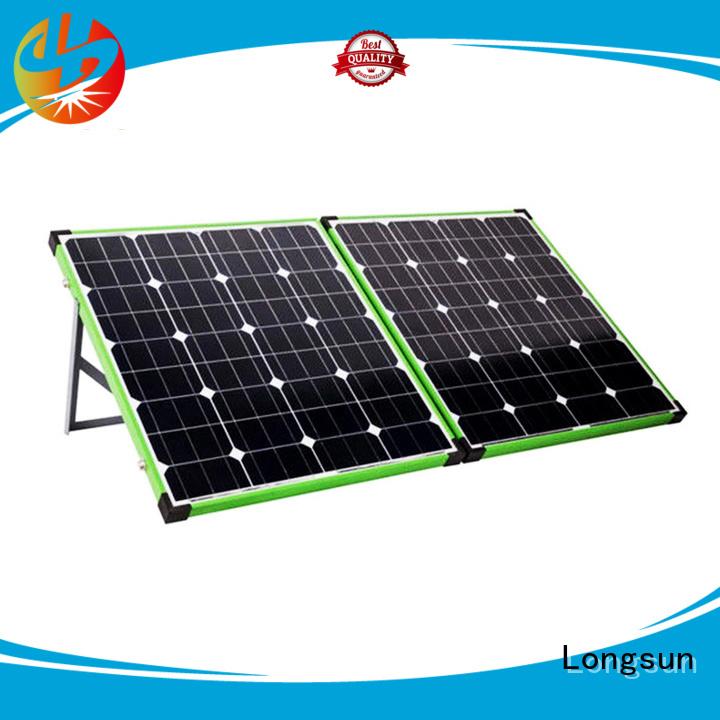 Longsun panels solar panels supplier for recreational activitie