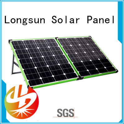 Longsun high quality solar panels factory price for recreational activitie