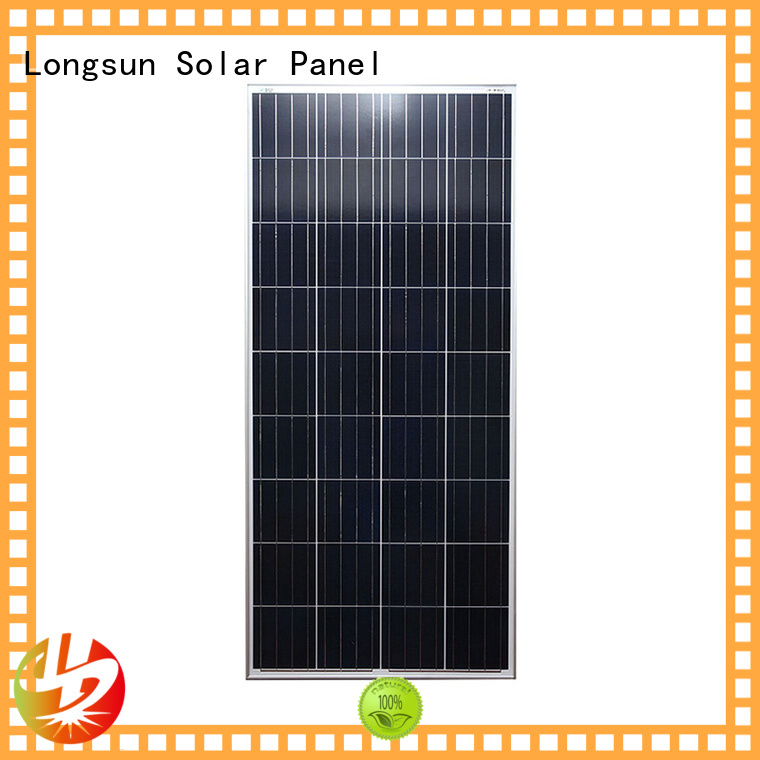 Longsun natural polycrystalline solar module series for solar lawn lights