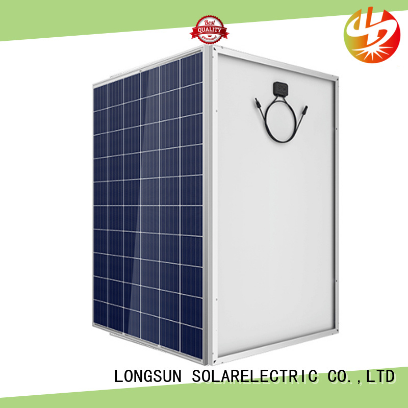 Longsun highout solar panel companies marketing for petroleum