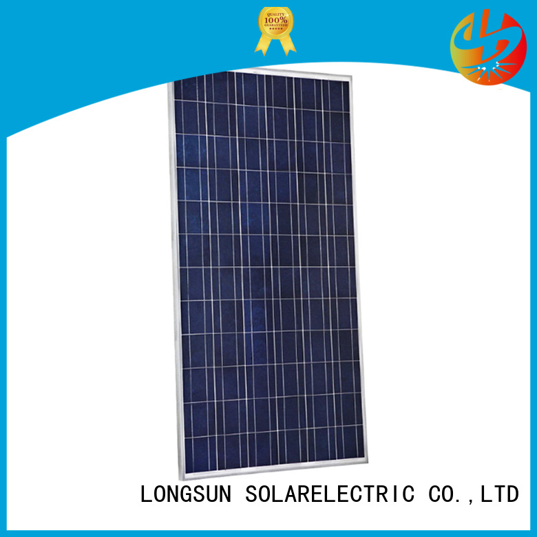 Longsun long-lasting highest rated solar panels for petroleum