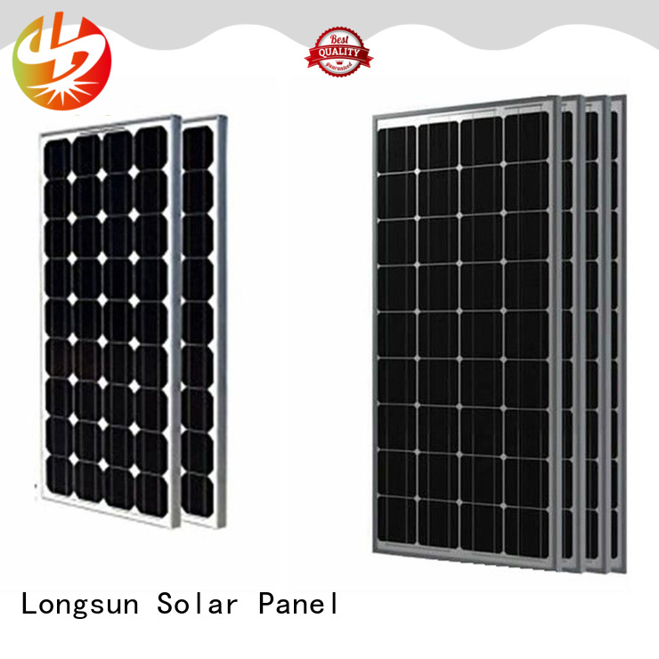 Longsun series solar panel manufacturers vendor for meteorological
