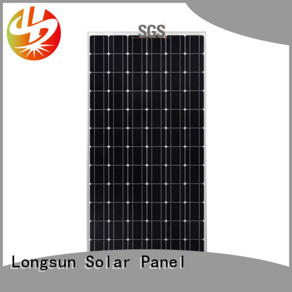 Longsun competitive price best solar panel company vendor for powerless area