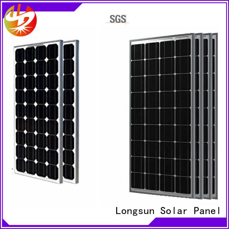 Longsun competitive price best solar panel company vendor for marine