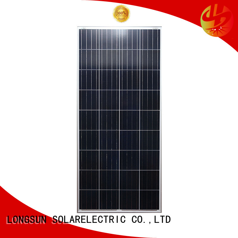 Longsun widely used solar panel suppliers series for solar power generation systems
