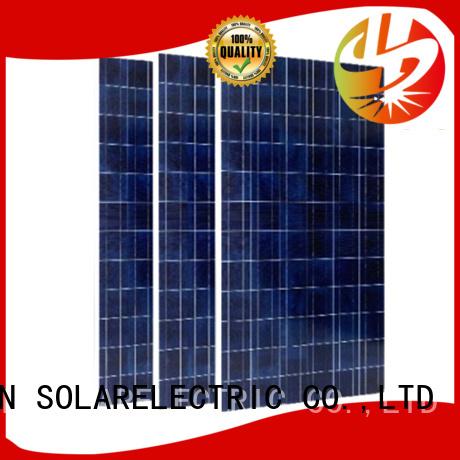 Longsun monocrystalline powerful solar panels manufacturer for petroleum