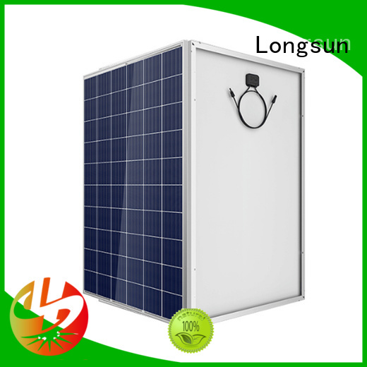 long-lasting powerful solar panels monocrystalline vendor for meteorological