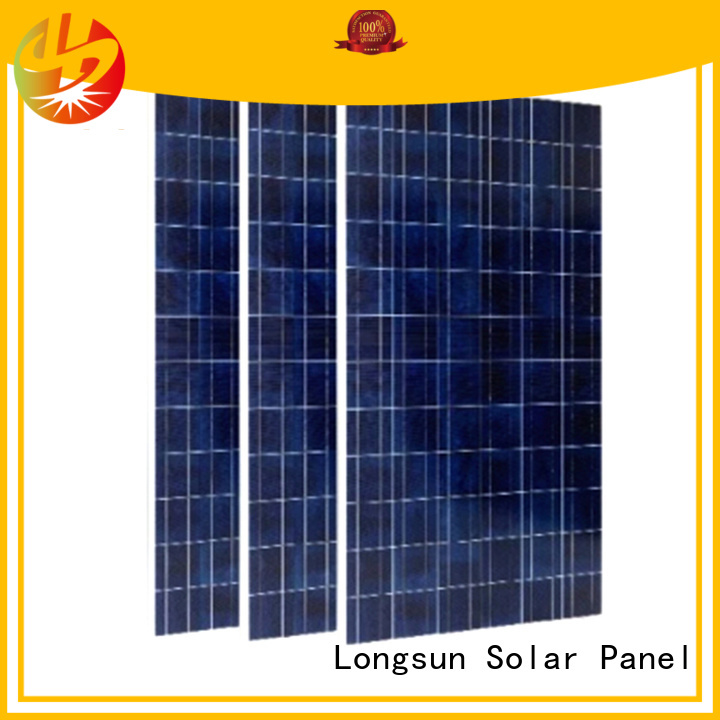 Longsun durable powerful solar panels vendor for marine