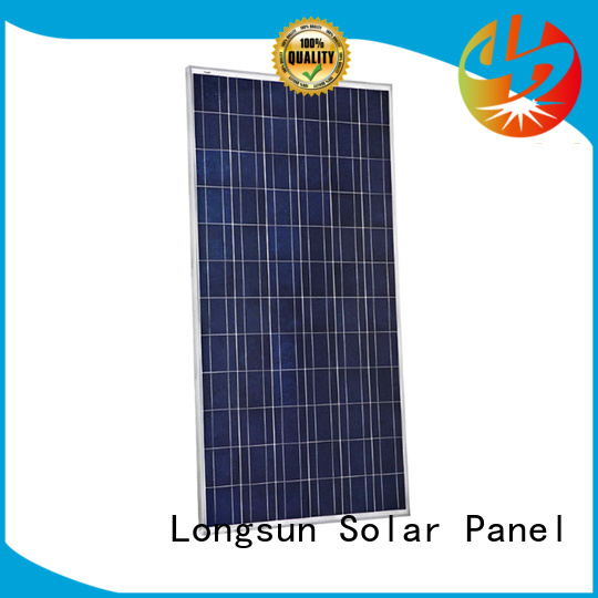 Longsun widely used highest watt solar panel factory price for photovoltaic power station