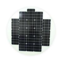 60W ROUND / CIRCLE SOLAR PANEL FOR SOLAR STREET LIGHTS.