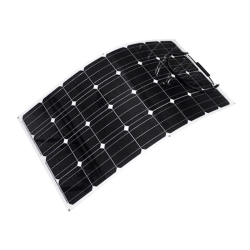120W SEMI FLEXIBLE SOLAR PANEL