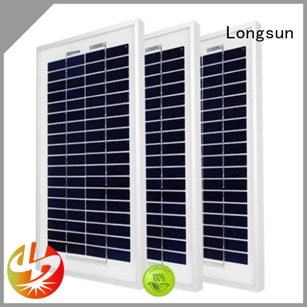 Longsun 5w solar panel suppliers owner for aerospace