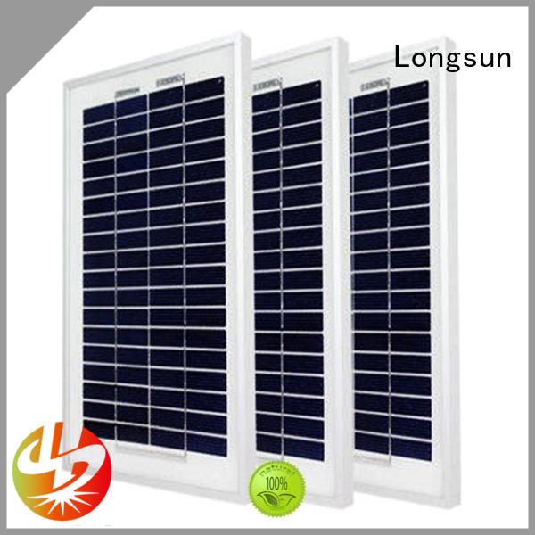 Longsun 5w solar panel suppliers owner for aerospace