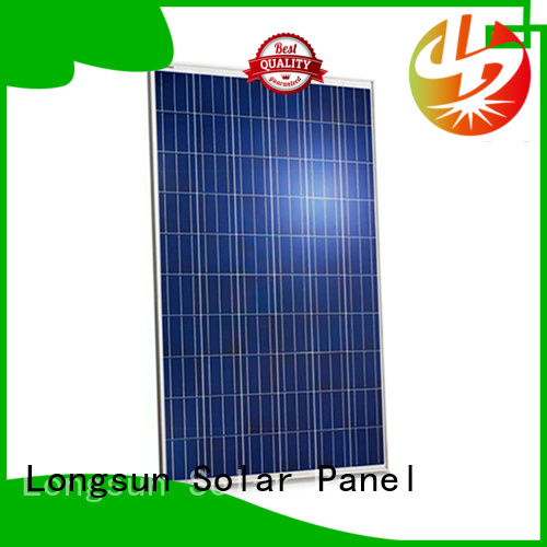 long-lasting high quality solar panel 270w factory price for communication field
