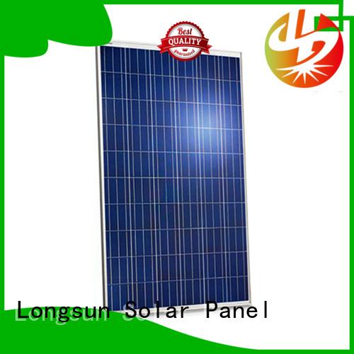 Longsun 280w best solar panel company for photovoltaic power station