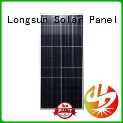 Longsun polycrystalline polycrystalline solar cells dropshipping for solar street lights