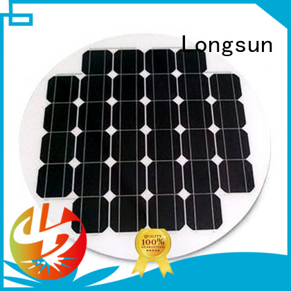 Longsun 80w solar panel manufacturers supplier for Solar lights