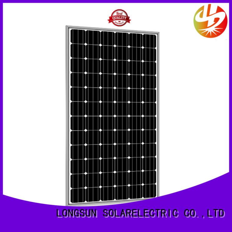 Longsun long-lasting solar panel companies overseas market for photovoltaic power station