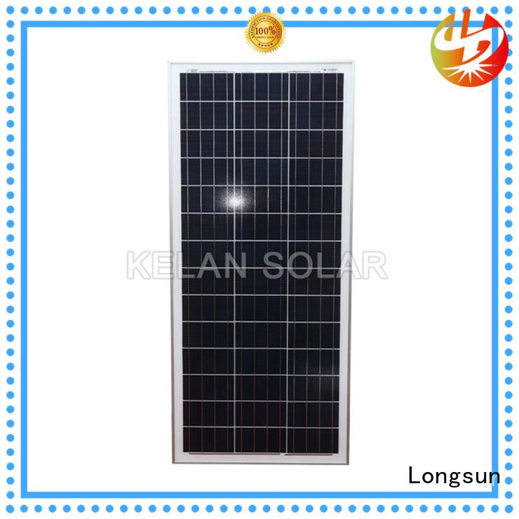 Longsun natural solar panel suppliers supplier for solar lawn lights