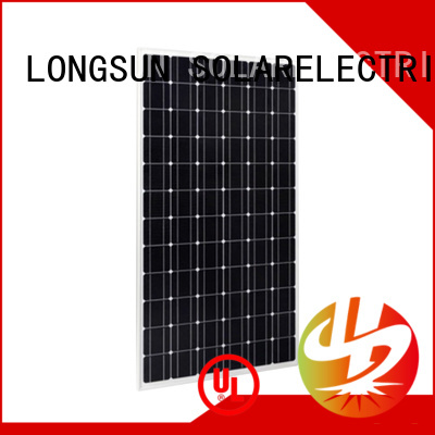 series how much are solar panels 270w for traffic field Longsun