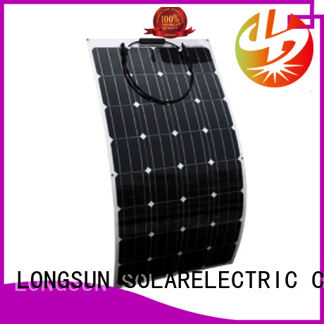 long-life solar panel manufacturers panel directly sale for roof of rv
