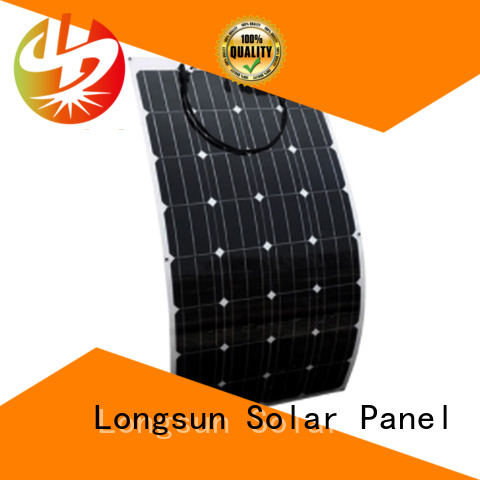 high-end flexible solar panels 60w vendor for boats