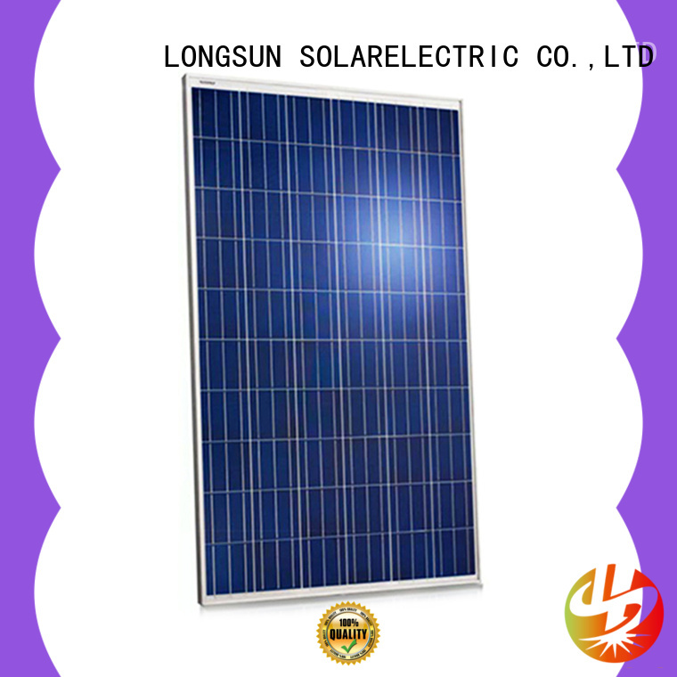 long-lasting high output solar panel panel vendor for petroleum