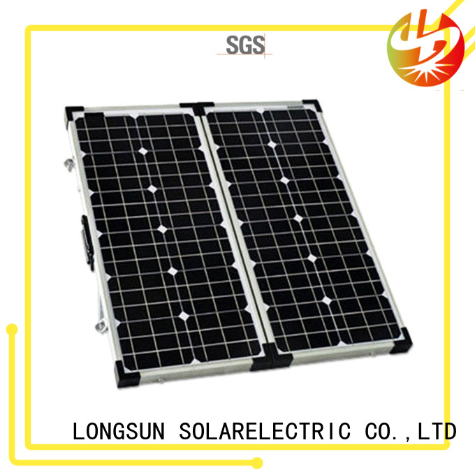 high quality best foldable solar panel foldable supplier for camping