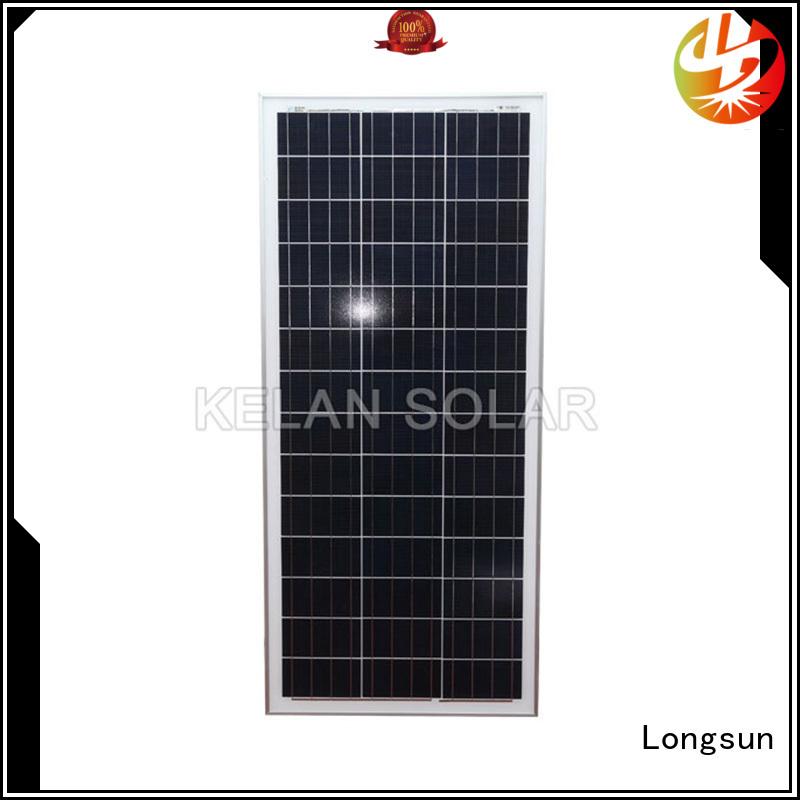 12 best solar panels for home 30wpolycrystalline for aerospace Longsun