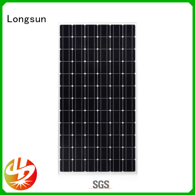 waterproof monocrystalline pv module solar dropshipping for ground facilities