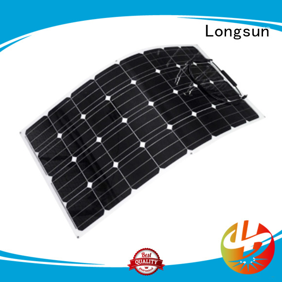 high-quality panel solar flexible 60w directly sale for boats