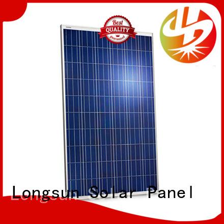 Longsun panel best solar panel company wholesale for marine