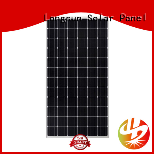 durable powerful solar panels monocrystalline marketing for lamp power supply