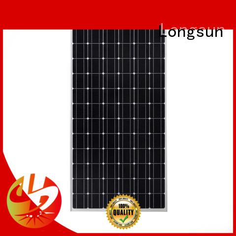 Longsun 330w high power solar panels manufacturer for marine
