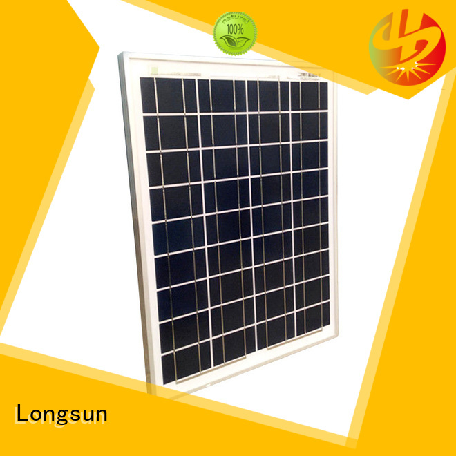 Longsun eco-friendly solar pv modules manufacturers dropshipping for aerospace