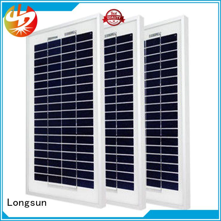 Longsun panel polycrystalline pv module wholesale for communications