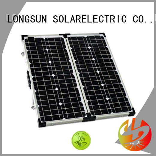 high quality folding solar panels battery supplier for camping